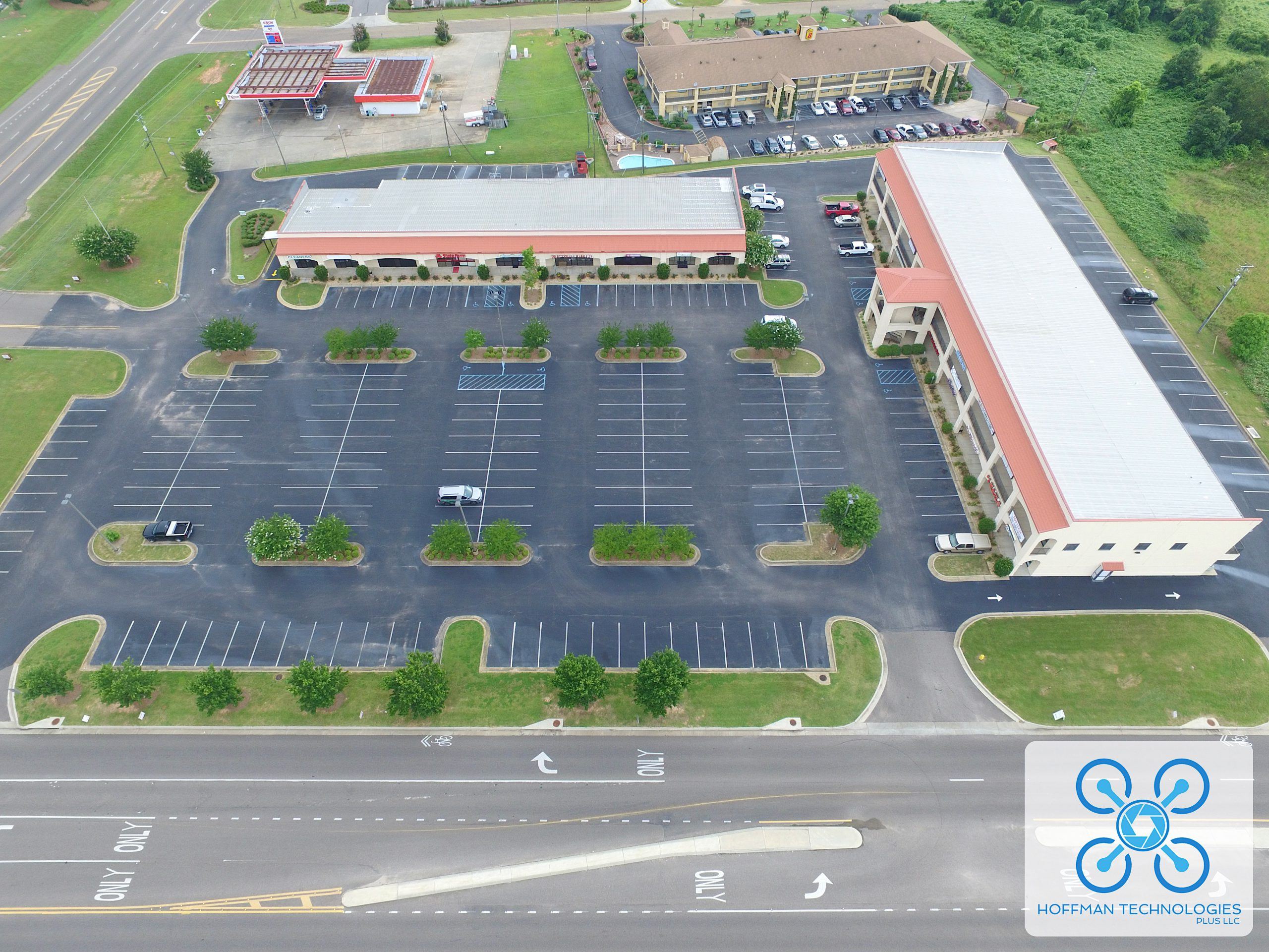 Hoffman Technologies Plus Pratts Mill Shopping Center